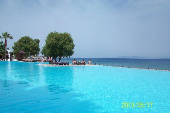 Sunprime Miramare Beach: Den bästa poolen.