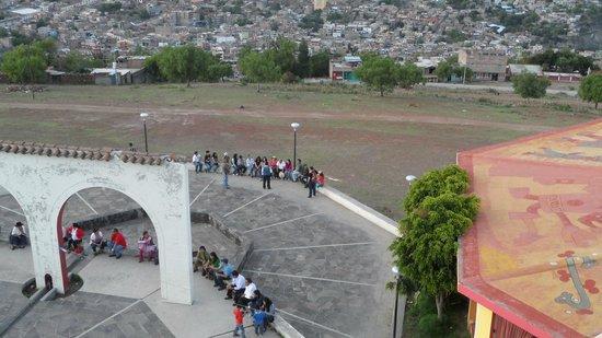 Mirador turistico de Acuchimay