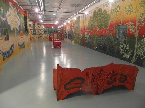 Museum Het Valkhof: Modenr art room