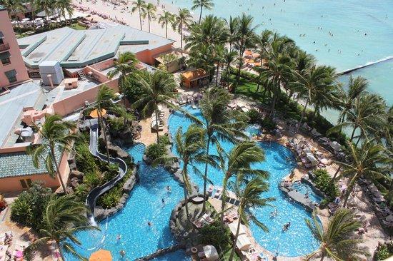 Sheraton Waikiki: *
