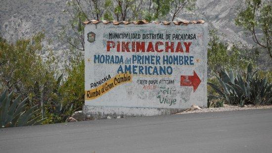 Ayacucho, بيرو: Cueva de Pikimachay