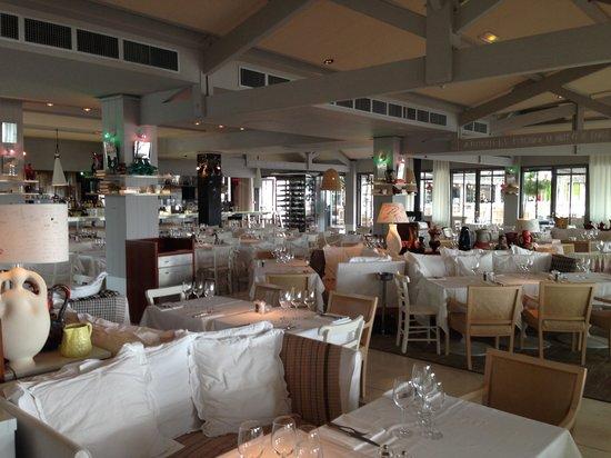 restaurant photo de la corniche la co o rniche pyla sur mer tripadvisor. Black Bedroom Furniture Sets. Home Design Ideas