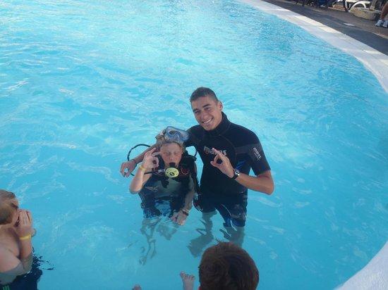 Barcelo Lanzarote Resort: taster pool sessions