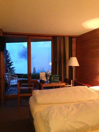 Das Hotel Panorama: Room
