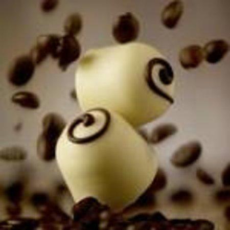 Lir Cafe: Cappuccino Truffles