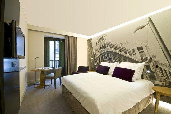Radisson Blu Hotel, Madrid Prado: Guest Room