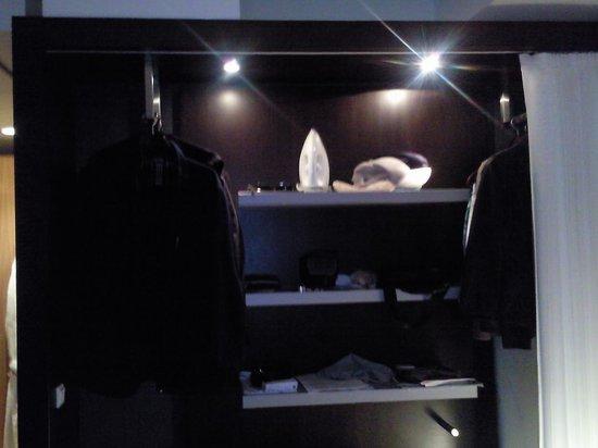 Skt. Petri: armadio per due,stanza Deluxe
