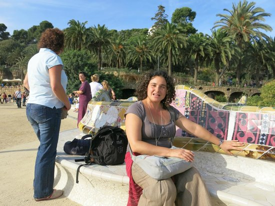ForeverBarcelona: With Marta in Park Guell