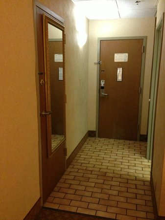 Clarion Hotel: Adjoining Rooms