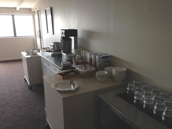 Grand Hotel Rotorua: Breakfast Room