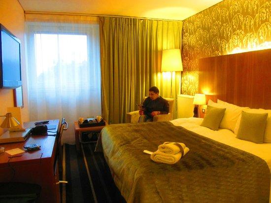 Apex Haymarket Hotel : The room was great