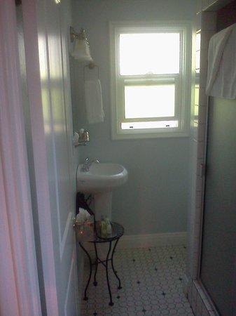 Beach Bungalow Inn and Suites : Bathroom