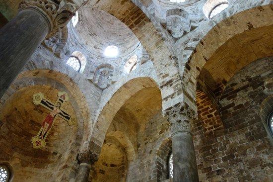 Church of San Cataldo: ceiling