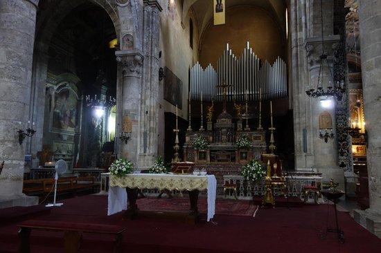 Church of San Francesco of Assisi -Chiesa di San Francesco d'Assisi: interior