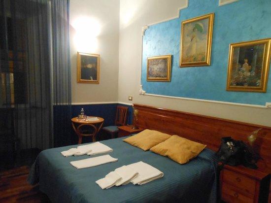 Tamara's Suites: The room Monet