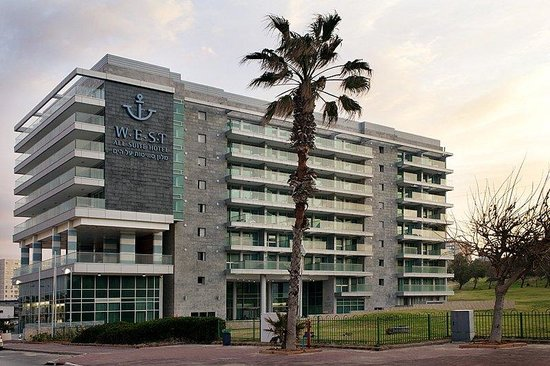 West Boutique Hotel Ashdod : Stationery