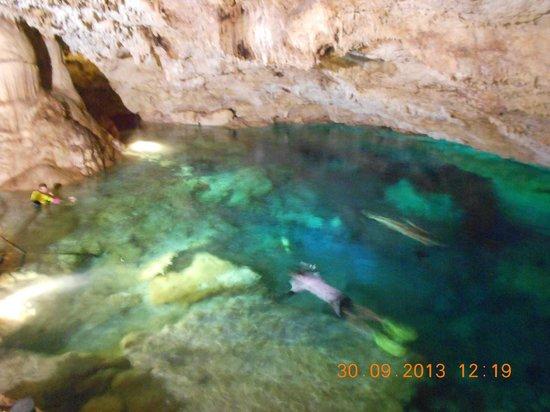 Sotuta de Peon : el cenote de sotuta