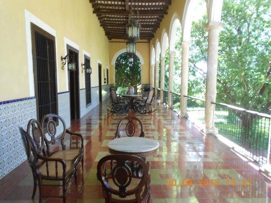 Sotuta de Peon : portal de la hacienda de sotuta