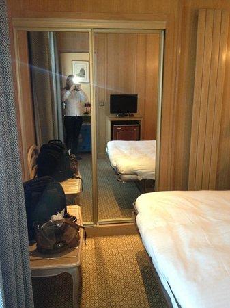 Hôtel Splendid Etoile : segundo quarto