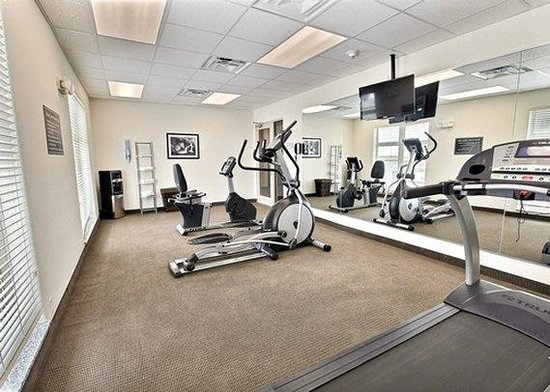 Sleep Inn & Suites: OKFitness Area