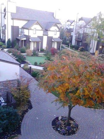 BEST WESTERN PREMIER Eden Resort & Suites: Taken outside on balcony