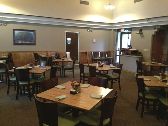 1110 West Main Ltd: The dining room
