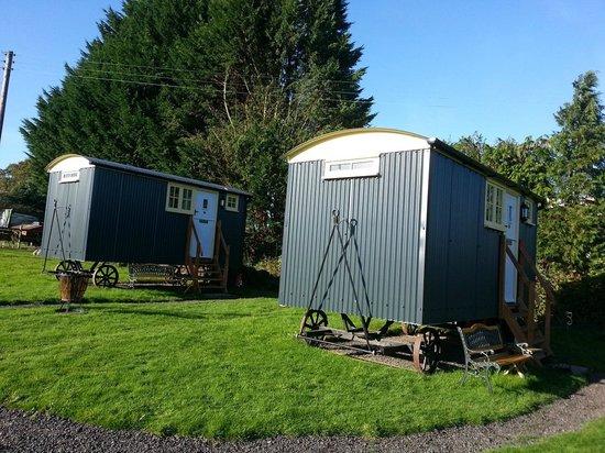 Drusilla's Inn: Shepherd's Hut