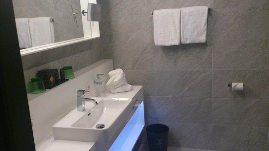 Adlers Hotel: 洗面