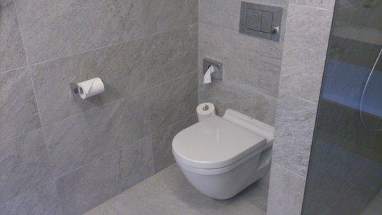 Adlers Hotel: トイレ