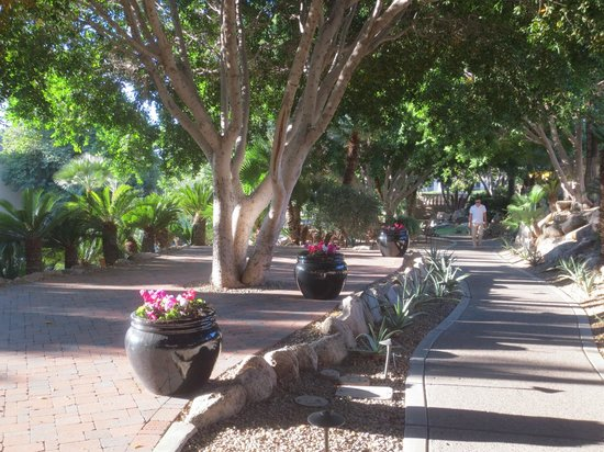 The Phoenician, Scottsdale: Walking Path