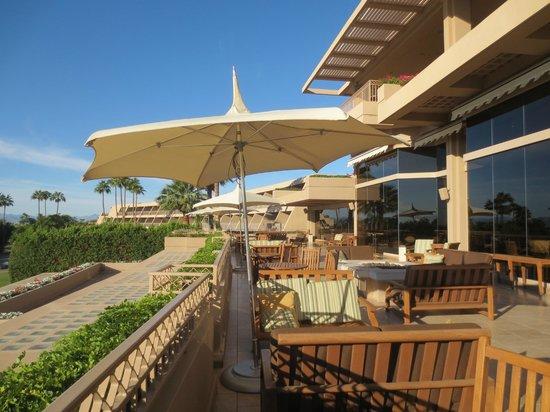 The Phoenician, Scottsdale: Lobby Terrace Bar