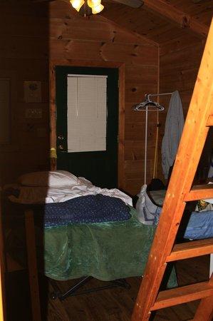 The Adventure Village: bedroom