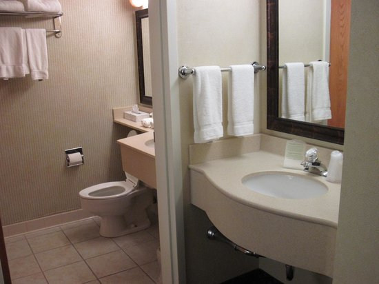 Holiday Inn Express Hotel & Suites Burlington South: chambre # 444