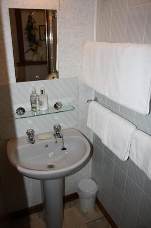Quiraing Guest House: Bagno2