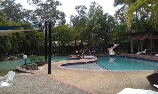 BIG4 Tweed Billabong Holiday Park: Pool Area