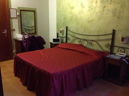 Villa Rioddi: Bedroom