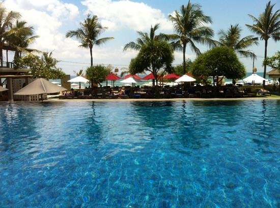 Bali Niksoma Boutique Beach Resort : amazing Pool