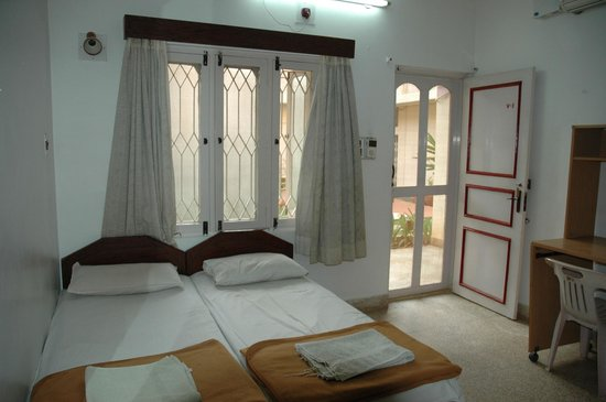 Patel's Lodging: A Typical Room