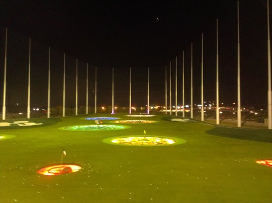 TopGolf Dallas: The Field of Birdies & Boggies
