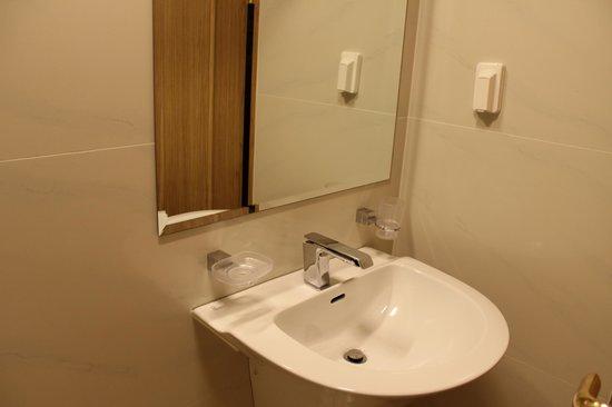 Seoul Stars Hotel : ванная комната