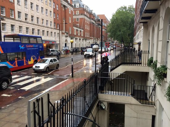 Hilton London Euston: Bring Your Umbrella II of II
