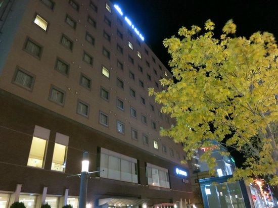 JR Inn Obihiro : building
