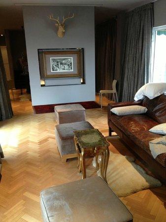 Majeka House: Mountain view suite