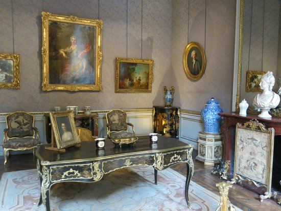 Musée Jacquemart-André : One of the drawing rooms