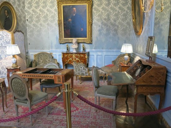 Musée Jacquemart-André : Another living area