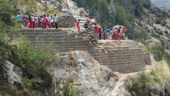 Vischongo, Peru: Torreón