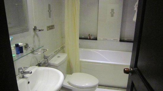 DDA Hotel District 1 (BIZU): 浴室