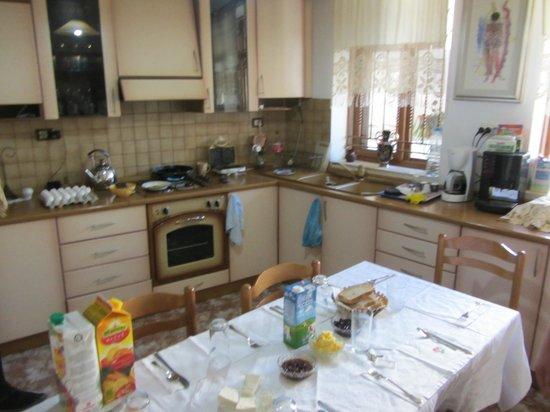 Hotel Osumi: Кухня