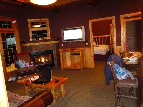 Wilderness Resort: Main Area 2012