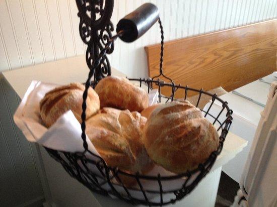 Blue Eyed Marys: Bread